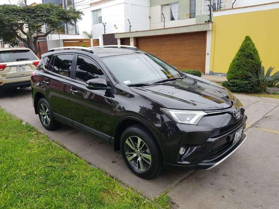 Toyota RAV4 2016 - 45000 km