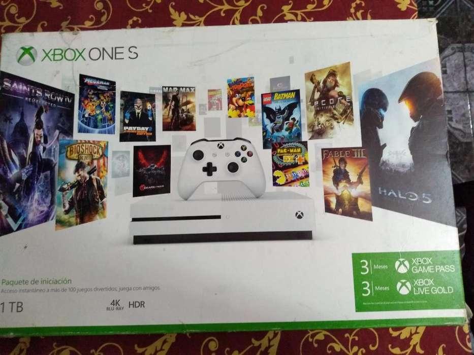 Vendo Xbox Nueva en Caja.