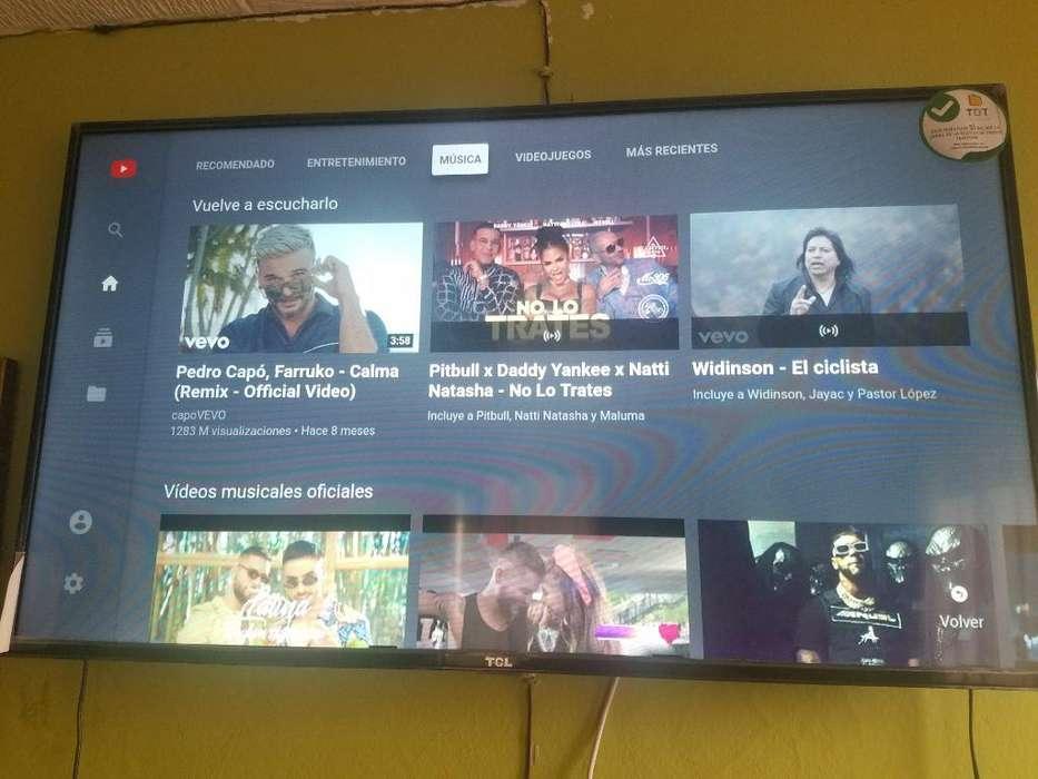 Vendo Smart Tv 55