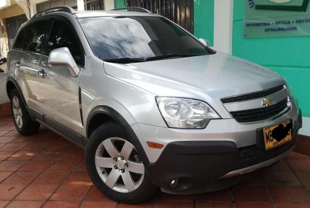 Chevrolet Captiva 2012 - 80000 km