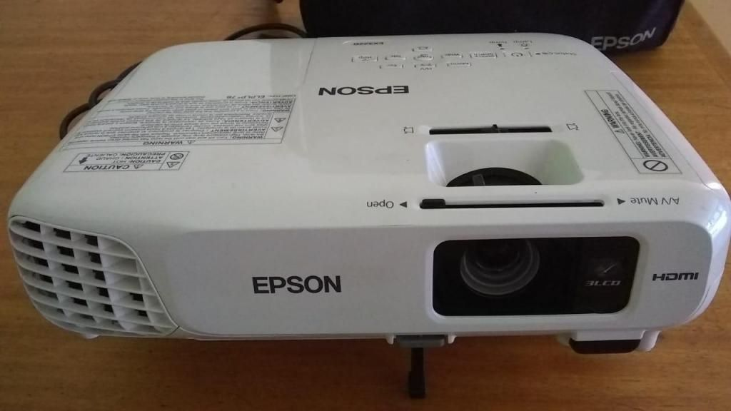 Proyector Video Bean  Epson Ex3220