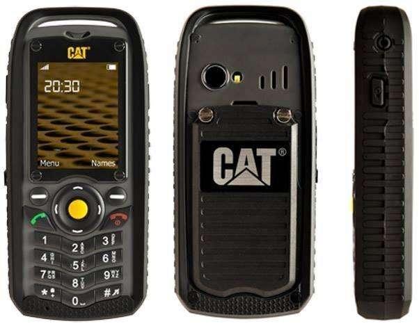 celular CATERPILLAR B25, Libre doble SIM