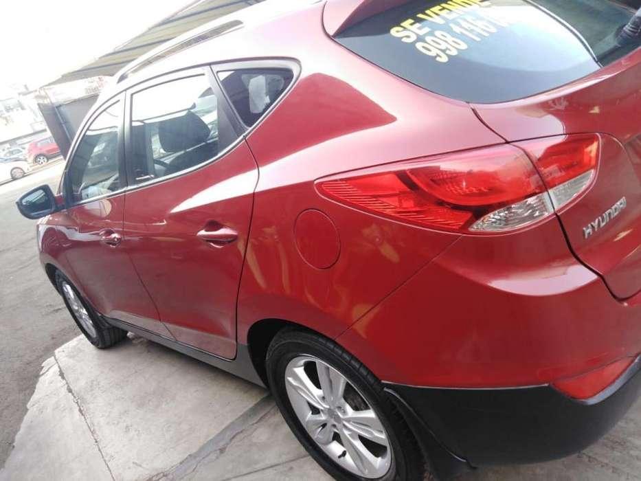 Hyundai Tucson 2011 - 68000 km