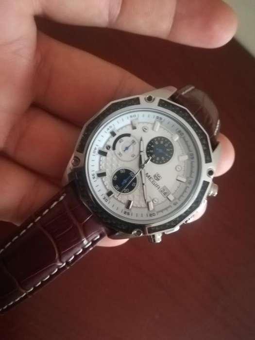 Reloj Megir No Casio Seiko Orient