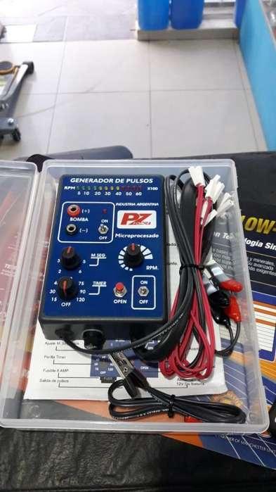 Generador de Pulso Pz