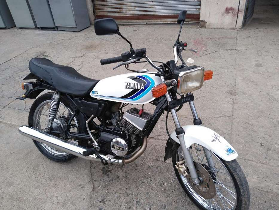Gangazo Rx 115 Modelo 96