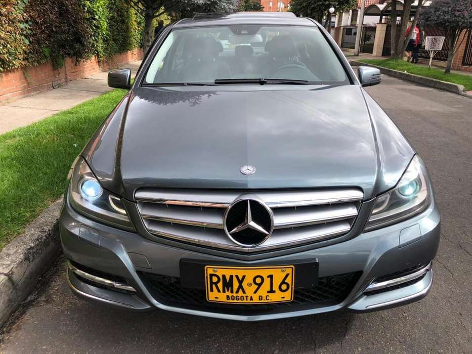 <strong>mercedes</strong>-Benz Clase C 2012 - 77000 km