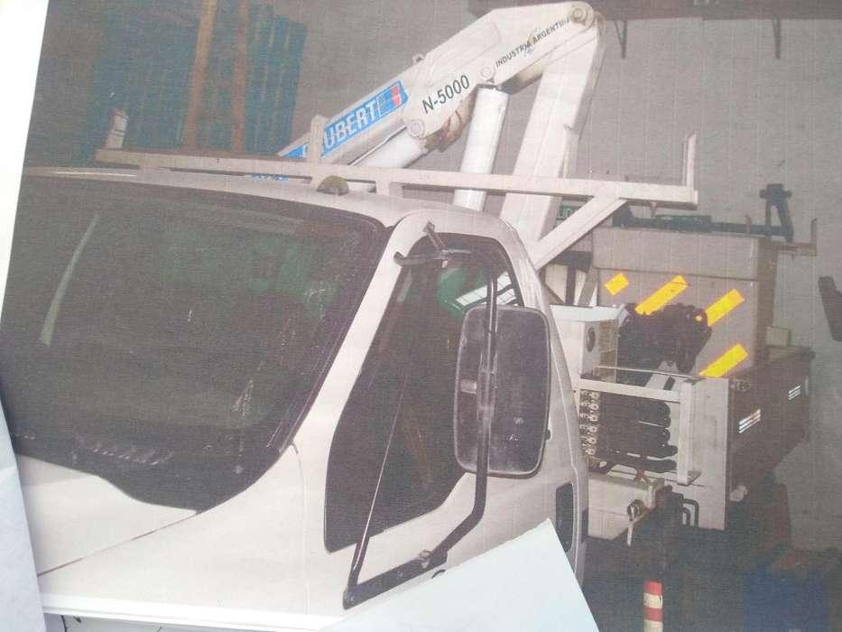 F4000 Hidroelevador Grubert N-5000 c/accesorios