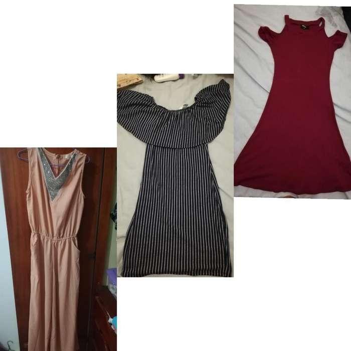 3 Vestidos Negociables