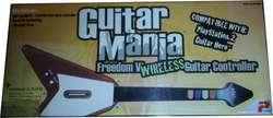 2 !!! Guitarra PS2  Inalambrica