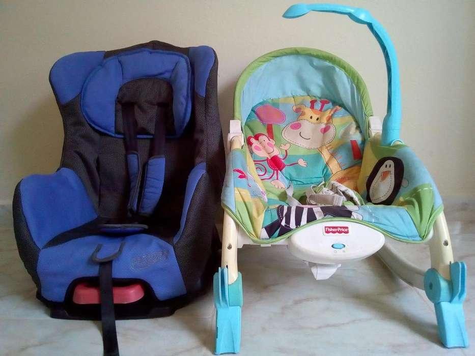 EN CALI - Combo de Sillas para Bebes