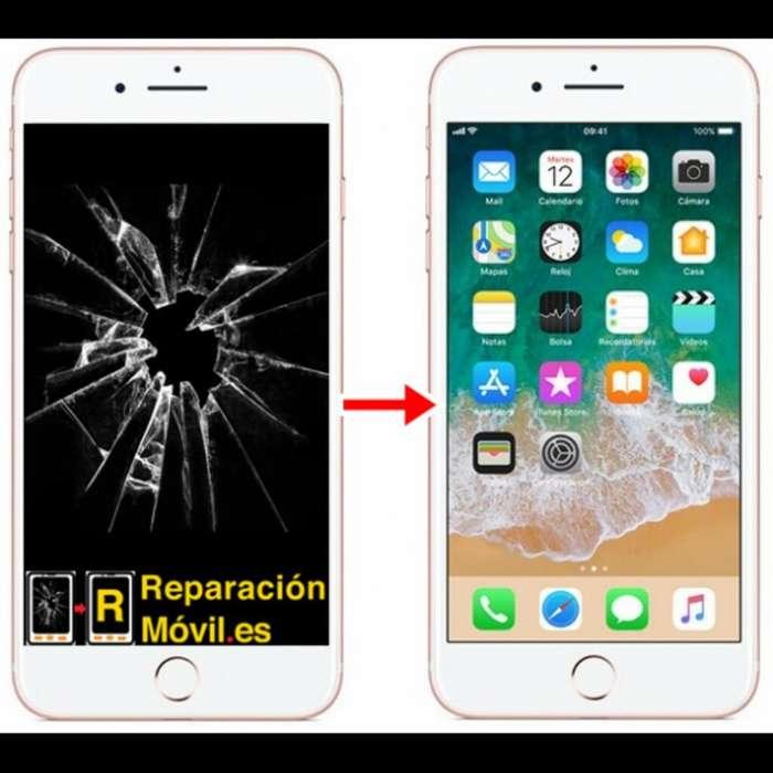 Reparacion Pantalla iPhone 7