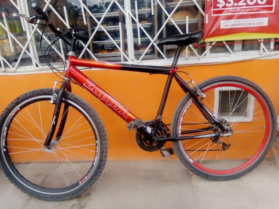 Bicicleta rines 26 doble pared