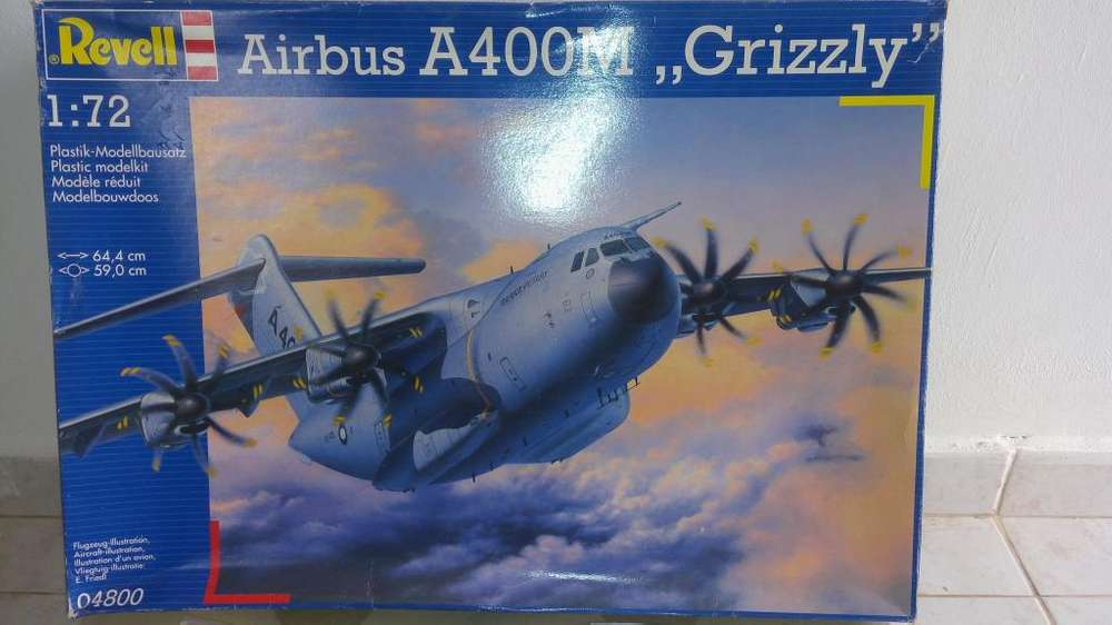 1/72 A400M Grizzly