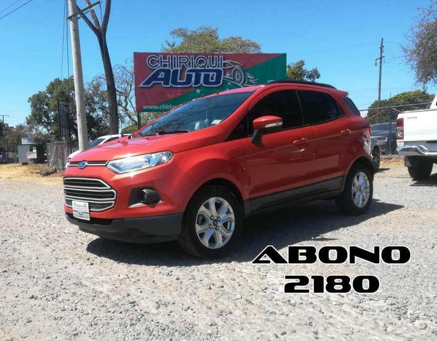 Ford Eco Sport 2014 - 90000 km