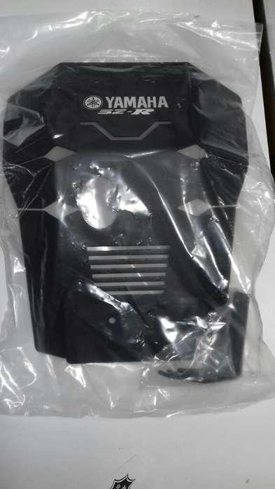 Pechera Protector Motor Yamaha Szr