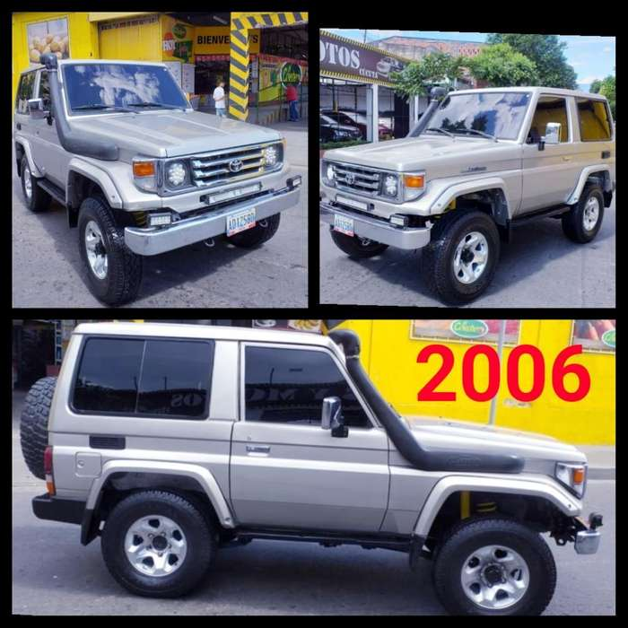 Toyota Macho 2006 - 135000 km