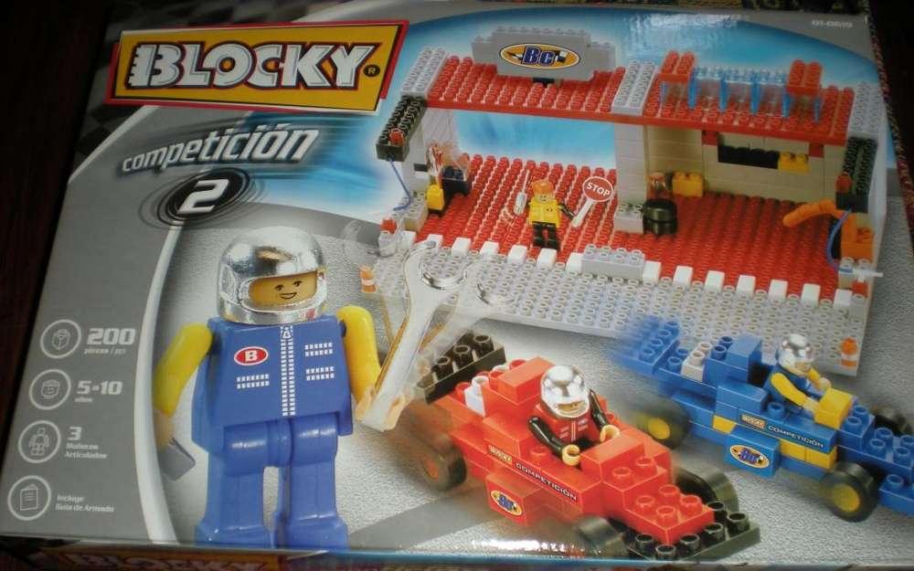 Blocky Competicion 2 Tipo Rasti