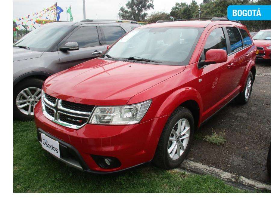 <strong>dodge</strong> Journey 2014 - 63600 km