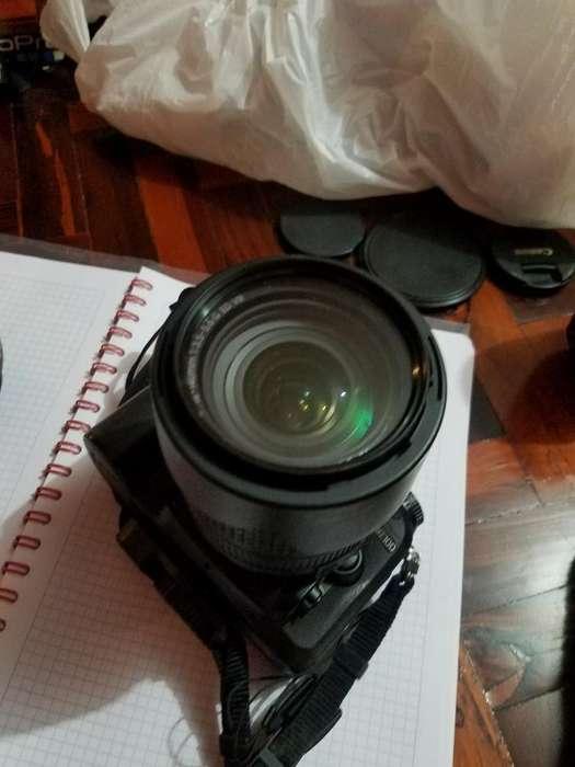 Camara Nikon D7100 Oferta