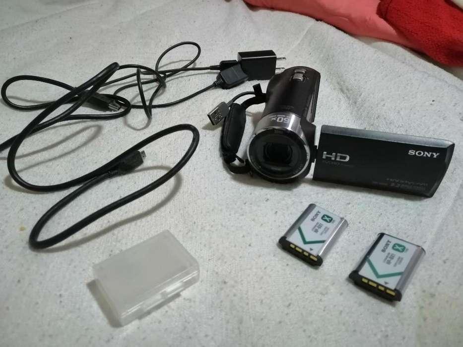 Filmadora Sony Hdr - Cx405 10\10