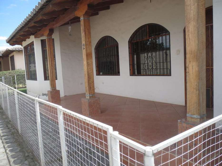 Venta de Casa en Cotacachi/ Ibarra