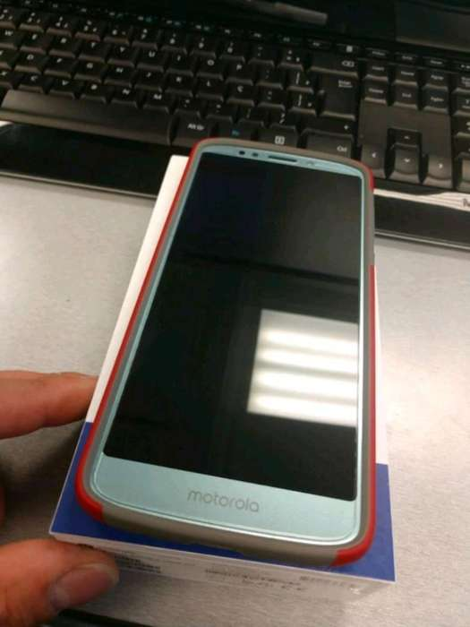 Vendo Moto G5plus Libre Nvo