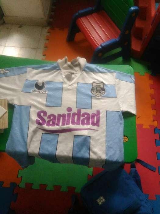 Camiseta Gimnasia Jujuy
