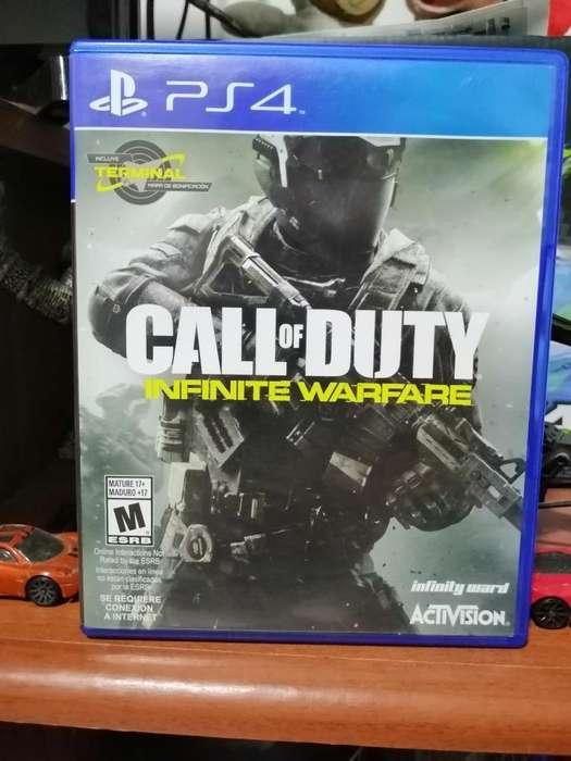 Call Of Duty en Perfecto Estado