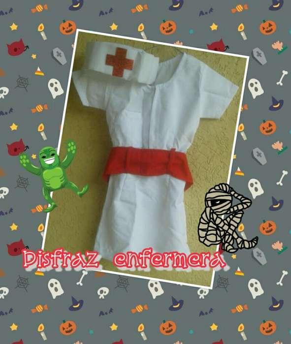 Disfraz Enfermera para Niña