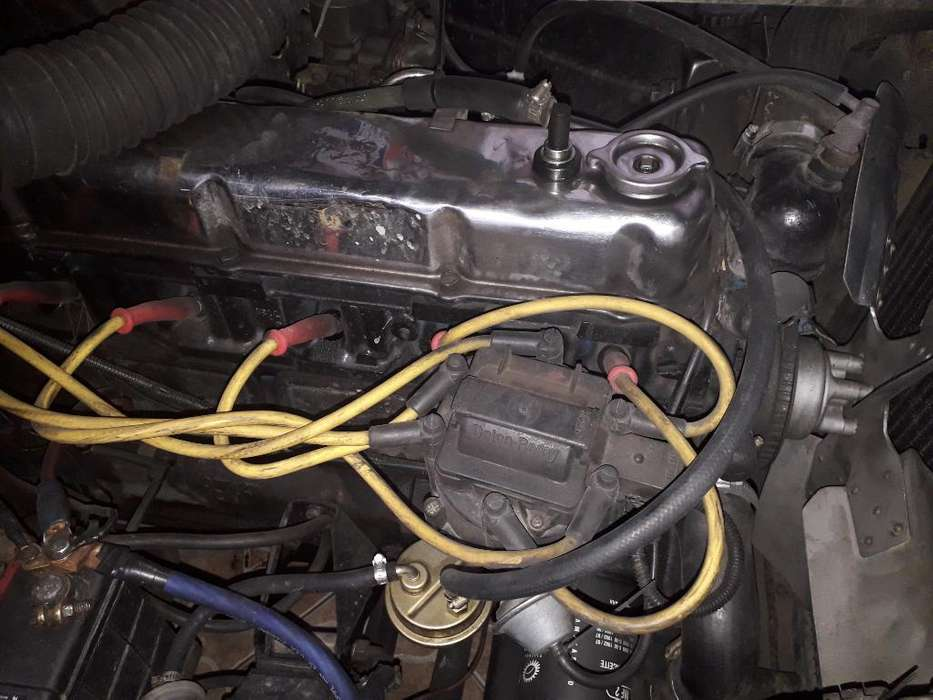 Motor Chevrolet 250