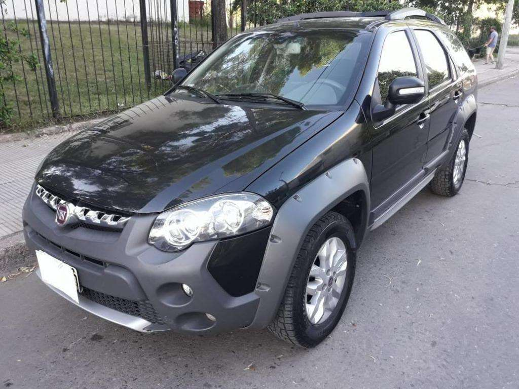 FIAT PALIO ADVENTURE LOCKER 2015 1.6 1RA MANO. UNICO CORDOBA