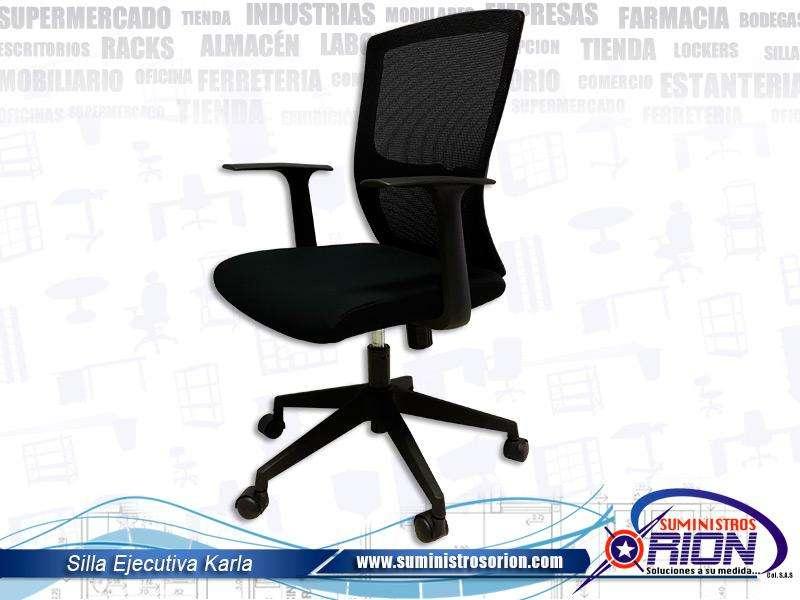 silla ejecutiva para oficina karla NUEVA