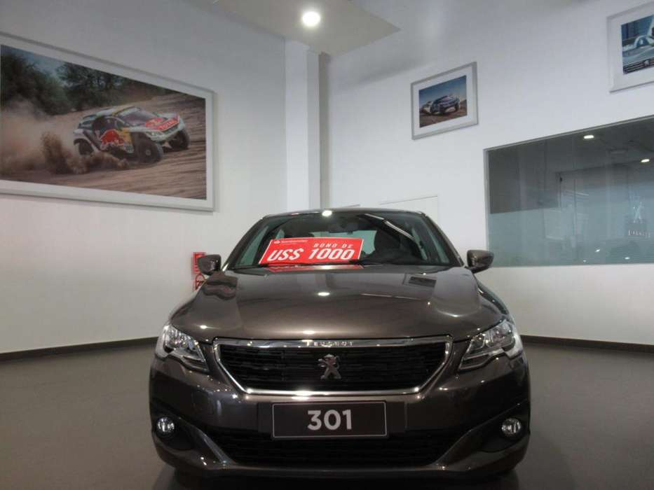 Peugeot 301 2018 - 0 km