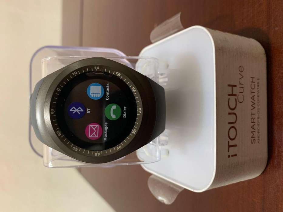 ITOUCH CURVE SMART WATCH