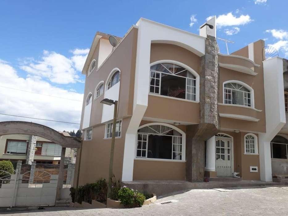 Arriendo Casa en Ficoa Ambato