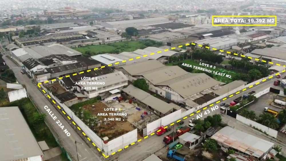 Bodega Industrial de Venta cerca del Parque California 2 Sector Inmaconsa, Norte de Guayaquil