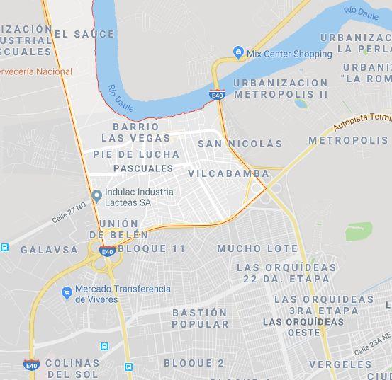 Pascuales, 9200m², Terreno, Venta, Av Terminal Terrestre y Francisco de Orellana