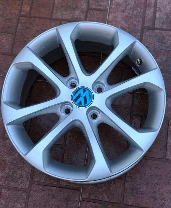 LLANTAS VW R16 ORIGINALES NUEVAS