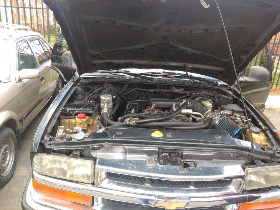 Chevrolet Blazer 1999 - 123488888 km