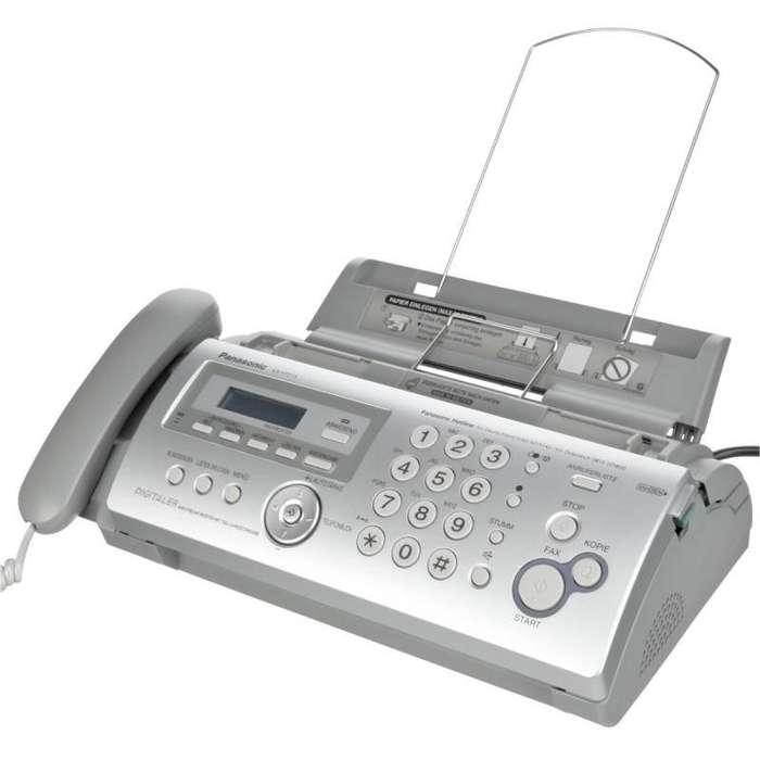 <strong>fax</strong> Panasonic modelo KXFP215