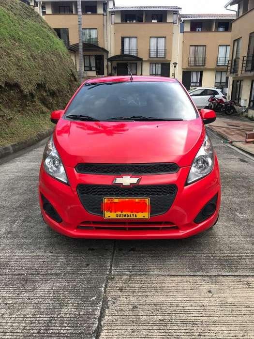 Chevrolet Spark GT 2014 - 48800 km