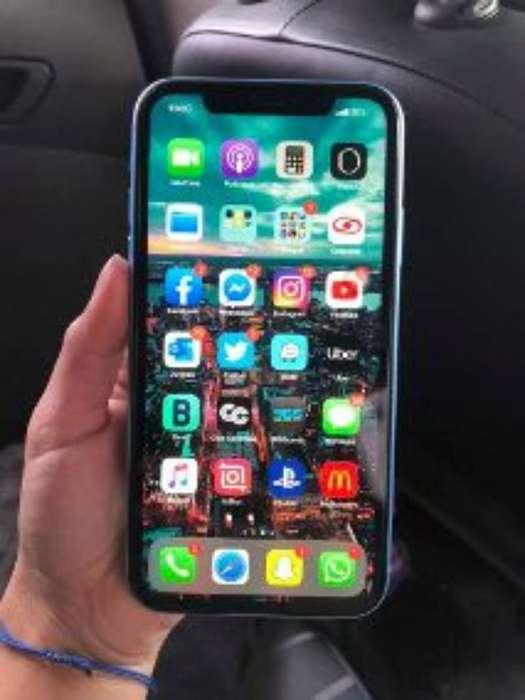 Vendo iPhone Xr de 64gb Libre <strong>barato</strong>