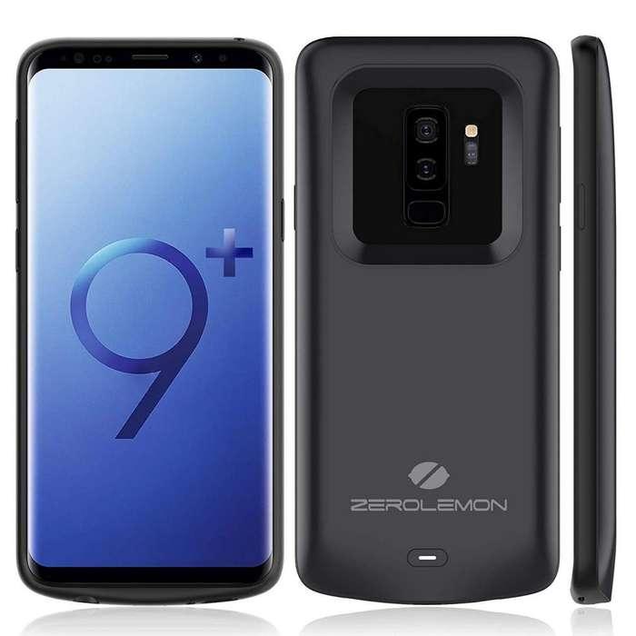 Zerolemon Power Case Bateria Cargador 5200mah Galaxy S9 plus, Tienda Centro Comercial
