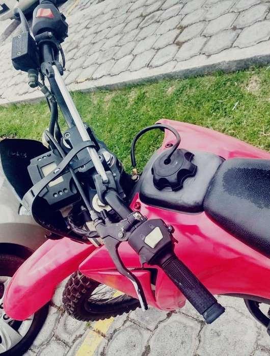 De oportunidad moto Orión 200cc