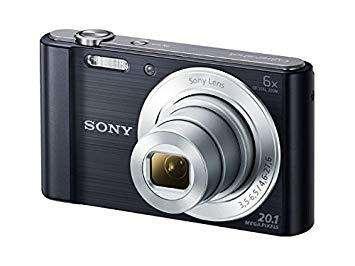 Cámara Sony DSC-W810 - Cámara compacta de 20.1 Mp (pantalla de 2.7