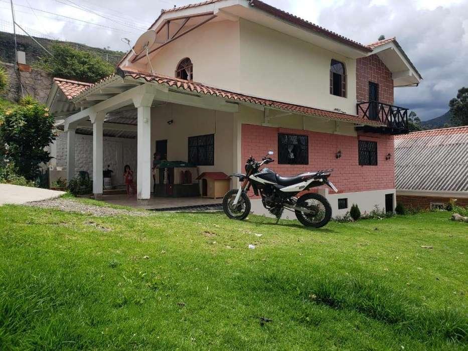 C1227 Casa de venta, sector Apangoras - Challuabamba