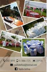 Alquiler de vajillas manteleria sillas y salon de eventos