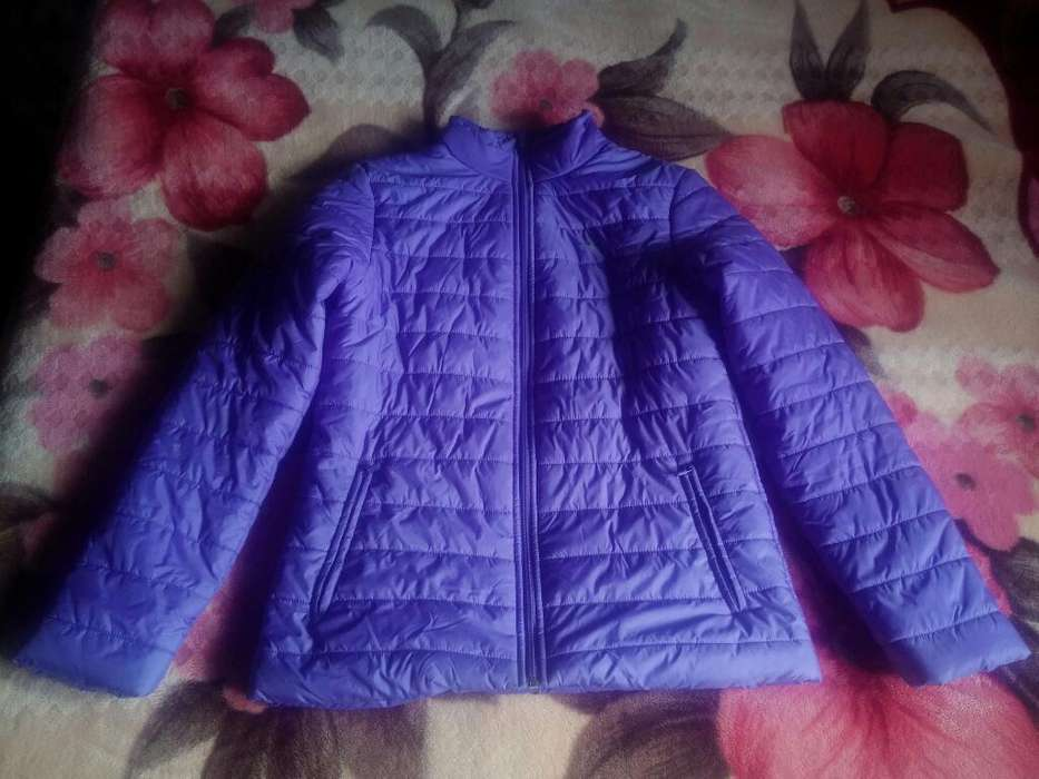 Campera Topper Mujer Impecable