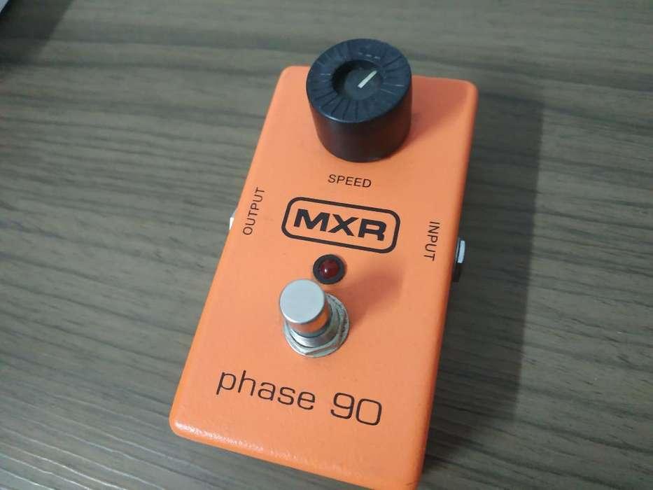 Phaser Mxr 90 Pedal